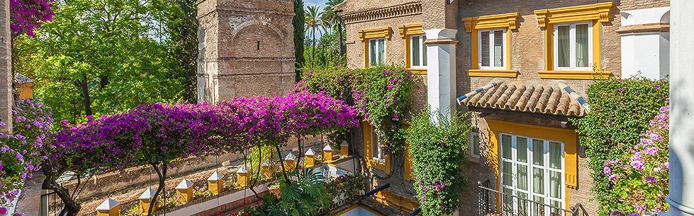 Alquiler de apartamentos sevilla reales alcazares for Alquiler apartamentos sevilla espana